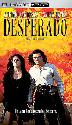 Desperado (UMD-Movie, 2006) Antonio Banderas - Salma Hayek - BRAND NEW! SEALED!