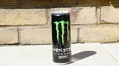 Monster Export Energy Drink 355ML Collectible New Rare