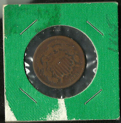 1865 2-Cent Two-Cent
