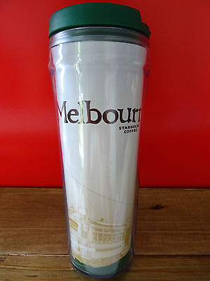 STARBUCKS Tumbler - (Melbourne City) Dis-Continued Sold Out No Longer Available