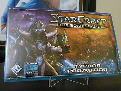 Blizzard - Starcraft Board Game - Typhoon Promotion