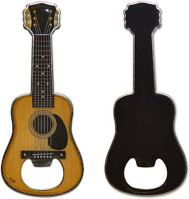 Guitar Bottle Opener Magnetic (54599) NEW Classical Acoutic
