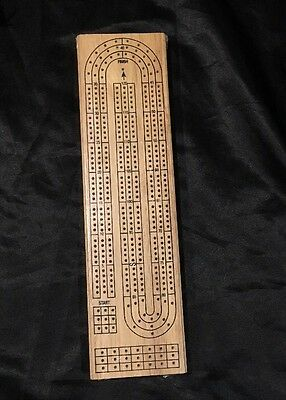 Large New Cribbage Board