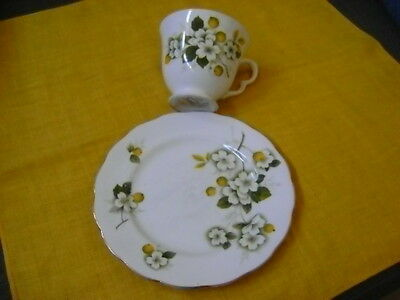 English Queen Anne Cup & Plate