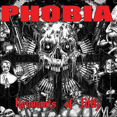 Phobia - Remnants Of Filth LP #73107