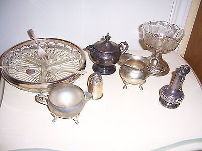 Lot of Quality Sterling Silver, Hallmarked, Items Total 11 items