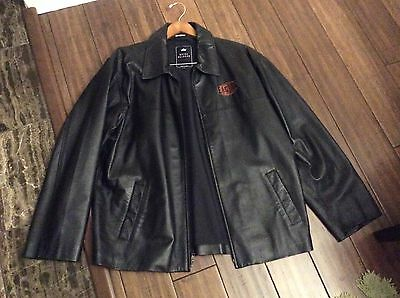 The Eagles, First Farewell Tour, Charlotte, Nc , Leather Jacket , Large, New