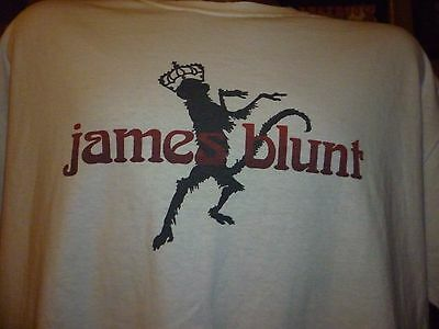 James Blunt Shirt ( Used Size l ) Very Nice Condition!!!