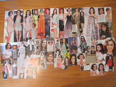 Lily Collins Clippings