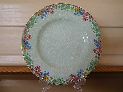 """Vintage John Maddock & Sons """"Chiltern"""" Cake Plate Made In England 1940s"""