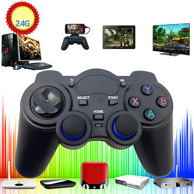 2.4G Wireless Game Controller Gamepad Joystick for Android TV Box Tablets GPD co