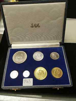 1963 South Africa Proof Set