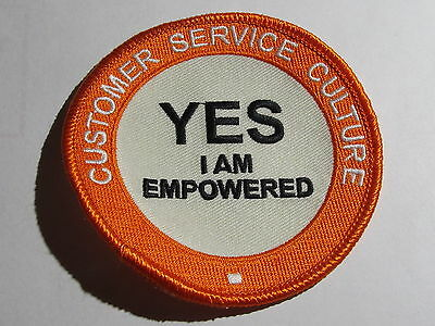 home depot collectibles yes i'm empowered patch