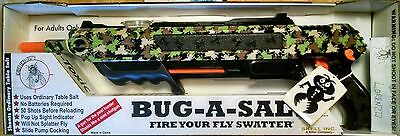 BUG-A-SALT 2.0~CAMOFLY~NEW & IMPROVED! IN ORIGINAL PKG~Skell Authorized Dealer