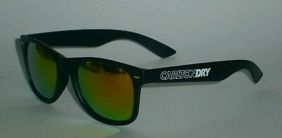 Carlton Dry Beer brand new FYVE design sunglasses for home bar pub or collector