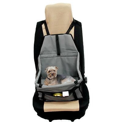 Waterproof Pet Cat Dog Safety Car Back Seat Belt Cover Bag Mat Puppy Travel