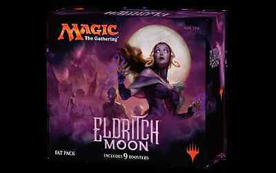 Eldritch Moon Fat Pack - Magic The Gathering (MTG) - Factory Sealed - English