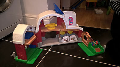 Fisher Price little people farm house