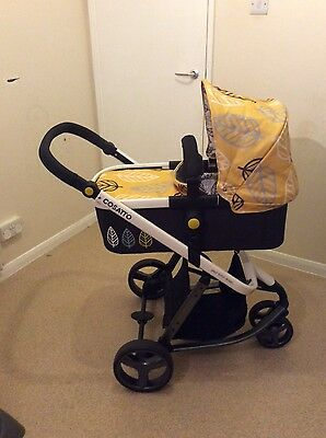 Cosatto Giggle  Travel System Single Seat Stroller