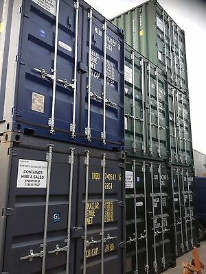 Free Delivery New 20Ft Shipping Storage Container