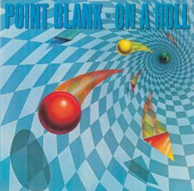 """Point Blank:  """"On A Roll""""  (CD Reissue)"""