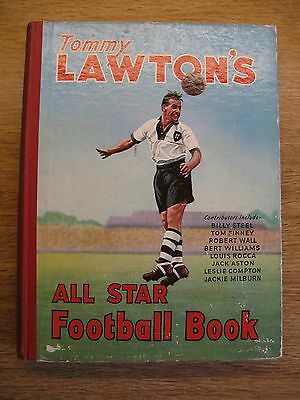 Tommy Lawton's All Star Football Book