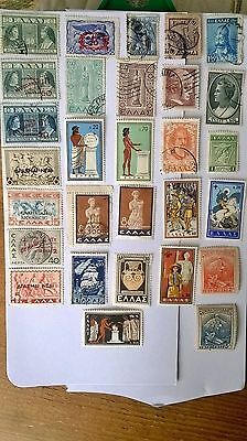 Stamps From Greece