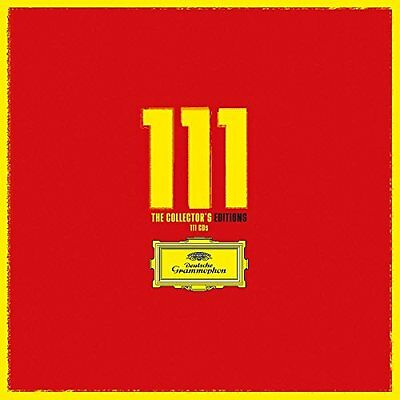 NEW 111 The Collector's Edition [111 CD][Limited Edition Box Set] (Audio CD)