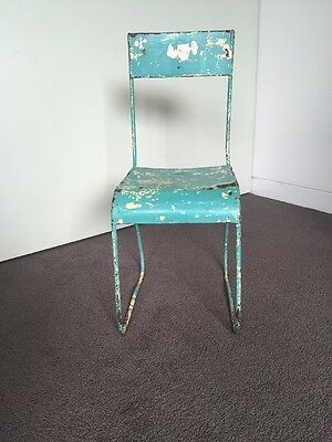 Lightweight Metal Child's Chair - Shabby-Chic, Boys/Girls, Aged 2 to 6 years!
