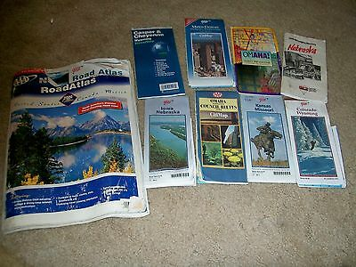 2000 Atlas And Road Maps