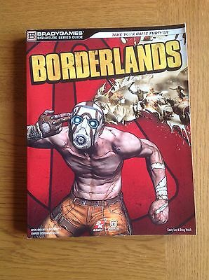 Borderlands Strategy Guide Bradygames