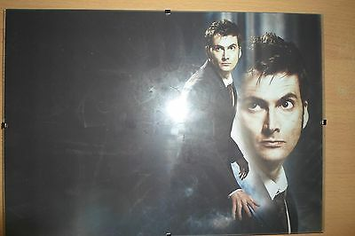 Doctor Who 10th doctor framed print sale