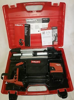 Hilti - Combilaser PMC 46 Kit with PMA 78 + PMA 20 Used