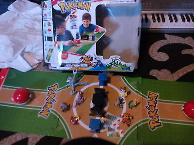 pokemon catch n return game including extra figures mewtwo etc