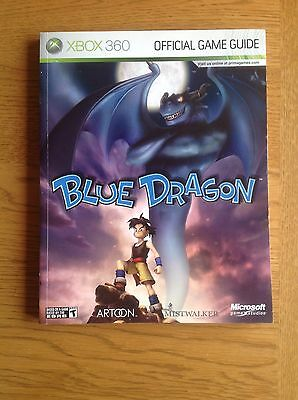 Official Blue Dragon Strategy Guide Xbox 360