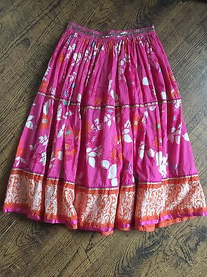 Monsoon Skirt For Girls In Age 6/8 Years.. Pretty!