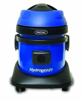 Pacvac Hydropro 21 Wet Dry Commercial Vacuum Cleaner
