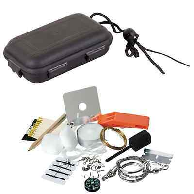 Emergency Survival Tin Kit Bushcraft Tool