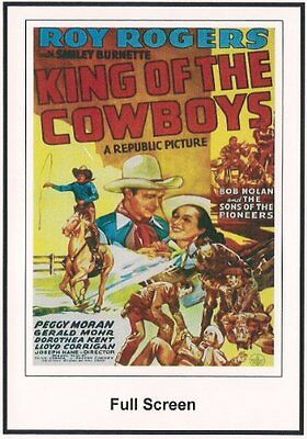 NEW King of Cowboys 1943 (DVD)