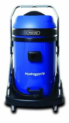 Pacvac Hydropro 76 Wet Dry Commercial Vacuum Cleaner