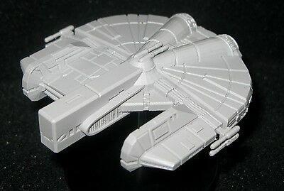 Ebon Falcon 1/270 space ship fit for X-Wing Miniature Game Millenium Hawk KOTOR