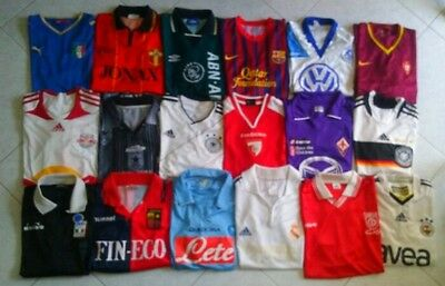 Stock Lotto 18 Maglie Shirts Vintage