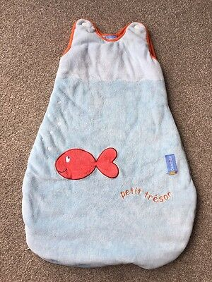 Candide Baby Winter Sleeping Bag. Barely Used-Fantastic Condition. Age 0-6