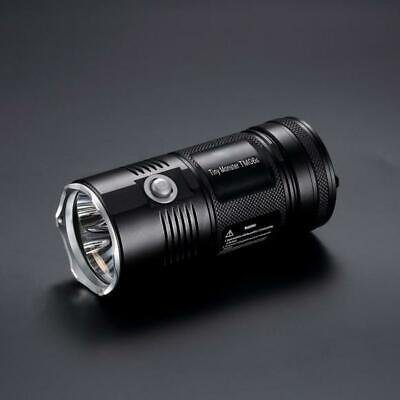 NITECORE TM06S Tiny Monster 4000 Lumen Taschenlampe Cree-LED XM-L2U2 wasserdicht