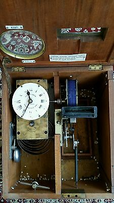 1957  Gledhill Brook Time Recorders Huddersfield England , Serial no 83971