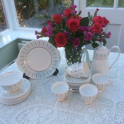 Vintage 'Caprice' Queen Anne China 26pc