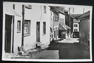 Fore Street, Port Isaac.  Dated 1951