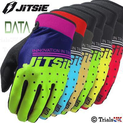 New Jitsie Data Riding Glove - Trials, Cycling, Offroad