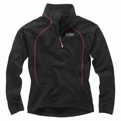 Micropolaire Femme Gill Women S Thermogrid Zip Neck