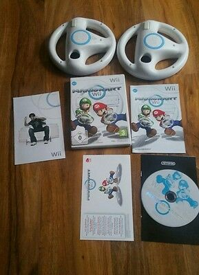 Mario Kart (Nintendo Wii, 2008) with 2 Wheels